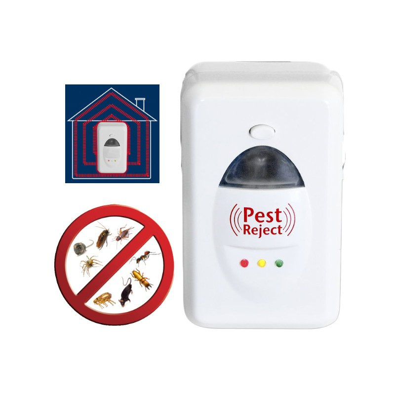 Pest reject insektenschutz teleshop direkt for Pest reject opiniones