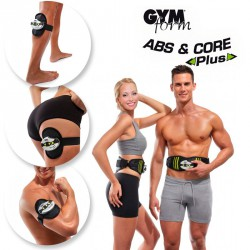GYM FORM ABS & CORE ELEKTROSTIMULATIONSGÜRTEL
