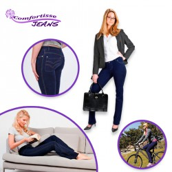 COMFORTISSE® JEANSLEGGINGS
