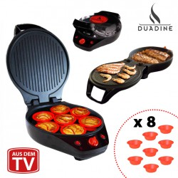 DUADINE® MULTIFUNKTIONSGRILL