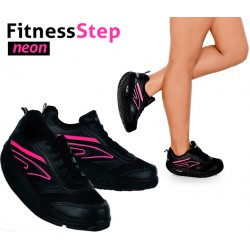 FITNESS STEP NEON FITNESSSCHUH